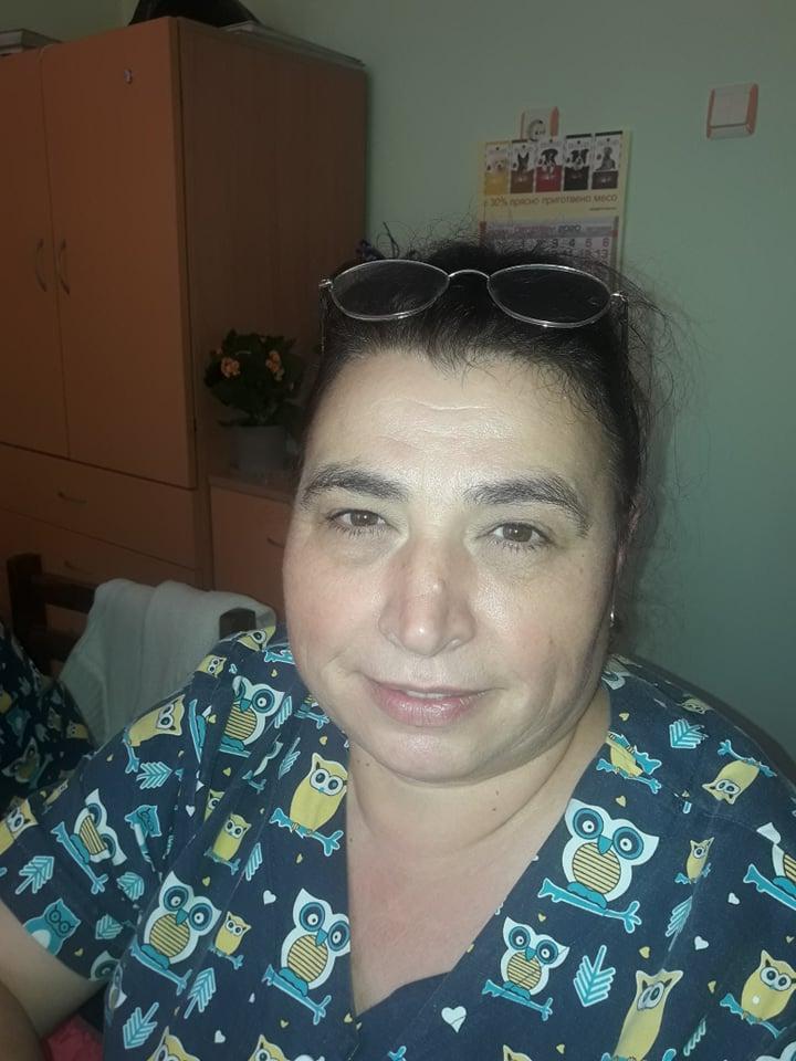 Маргарита Любенова